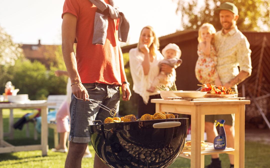 Get your garden pitch ready for the ultimate outdoor party
